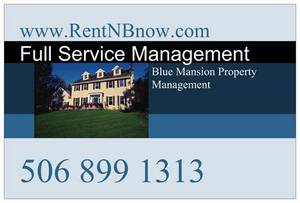 Blue Mansion Property Management