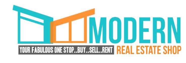 Modern Real Estate Shop