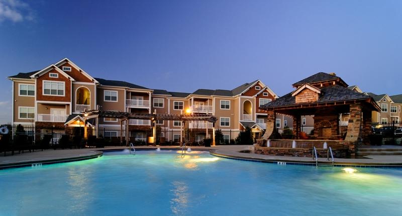 Ansley at Princeton Lakes Apartments - Atlanta, GA - 306 units - managed since 2010