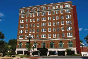 The Calhoun HIstoric Lofts - Anderson, SC - 40 units - managed since 2011