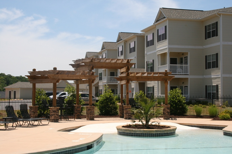 Walden Oaks Apartments - Anderson, SC - 240 units - managed since 2010