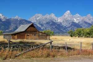 Tetons Jackson Hole Wyoming