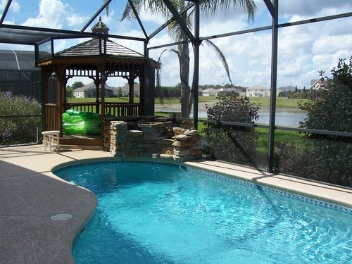We will take care of your yard and  pool
